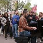 El concurs Maria Canals treu els pianos al carrer (del 28 de febrer al 8 de març) diversos espais de la ciutat