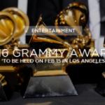 El 15 de febrero se darán a conocer los ganadores a los premios Grammy, en Los Ángeles, California.