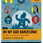 Estrena! OH MY GOD BARCELONA (a partir del 24 de febrer) El Maldà