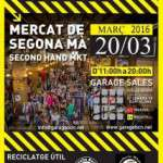 Mercadillo ON the Garage (20 de marzo)