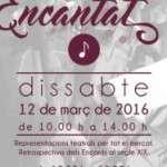 EL SOMNI D´UN DIA ENCANTAT (12 de marc) Encants de Barcelona