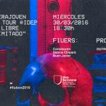 NEXT EVENT: FIUBCN TOUR @ IDEP BARCELONA (30/03/2016)