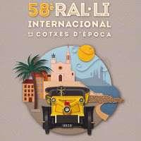 58 Rally Coches de Epoca BCN-Sitges
