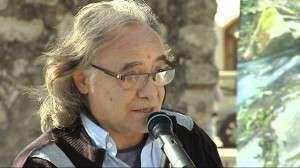 E Sanahuja a Poesia als Parcs 2 (Foix)