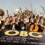 Presentació de la Temporada 16-17 de l'Orquestra Simfònica de Barcelona i Nacional de Catalunya