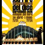 XXI Fira Internacional del Disc de Barcelona (30 d'Abril i 1 de Maig)