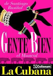 Cartell La Cubana_Gente Bien
