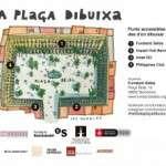 La plaça dibuixa 2016 (dissabte 21 de maig de 2016 de 10 a 14h)