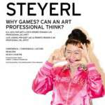 Els jocs, per què? Li està permès pensar a un professional de l'art? Dimecres 8 de juny del 2016, a les 20.30 h | Fundació Antoni Tàpies