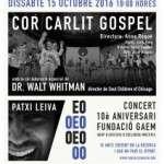 """La Fundació GAEM celebra el seu 10è aniversari amb el concert """"Deu anys creient en la recerca"""" el proper 15 d'octubre al Gran Teatre del Liceu"""