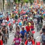 Festa de la bicicleta 2016: Pedalada popular (12 de juny)