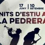 Nits d'estiu a La Pedrera 2016 (divendres i dissabtes del 17 de juny al 10 de setembre de 2016)