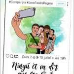 """NINGÚ ET VA DIR QUE FOS FÀCIL"""" Jove Teatre Regina (del 7 al 10 de juliol)"""