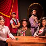 BALNEARI D'ESTIU: Capítol 1 LA IDENTITAT Cia. Els Pirates Teatre (6,7,8 i 10 de juliol)