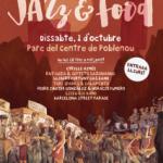 JAZZ & FOOD 2016 (dissabte 1 d´octubre)