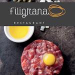 El arte de cocinar sin fuego en el restaurante Filigrana (del 8 al 18 de septiembre)