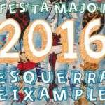 Festa Major de l'Esquerra Eixample (del 30 de setembre al 9 d'octubre)