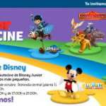 Movistar+ porta el primer Autocine Disney Junior en exclusiva a Diagonal Mar (30 de setembre i 1 d'octubre)