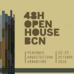 48 H OPEN HOUSE BCN. Visita a la Casa Bloc (del 22 al 23 d´octubre)