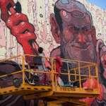 ¡Vuelve Open Walls Conference! Un año más, trabajando para que el arte esté presente en las calles de Barcelona del 27 al 30 de octubre