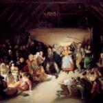 Halloween (contracción de All Hallows' Eve, 'Víspera de Todos los Santos') 31 de octubre