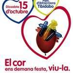 22a Gran Festa del Cor en suport als infants i joves amb cardiopatia congènita (15 d´octubre)