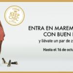 Keep Chic celebra su 2ª edición en Maremagnum! del 12 al 16 de octubre