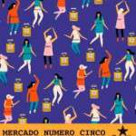 Mercado Numero Cinco Special Edition! 3-4.12.2016