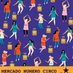 Mercado Numero Cinco Special Edition! 3-4.12.2016