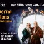El Teatre Romea commemora l'aniversari de la mort de William Shakespeare amb La taverna dels Bufons(a partir del 20 de desembre)