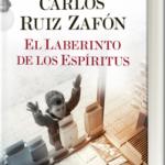 Vuelve Carlos Ruiz Zafón con el desenlace de la saga de La Sombra del Viento
