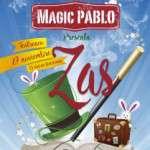 A partir del diumenge 27 de novembre, a les 12h, es podrà veure a l'escenari del Teatre Teatreneu (Terol, 26).: ZAS