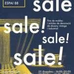 SALE SALE SALE! A ESPACIO 88 (del 25 al 27 de novembre)