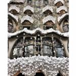 Està nevant a la Casa Batlló (fins el 9 de gener)