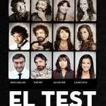 EL TEST (del 14 de desembre al 22 de gener 2017) Sala Muntaner