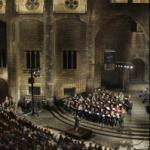 L'Orfeó Català ofereix el tradicional concert de nadales a la plaça del Rei (4 de gener)