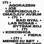 FESTIVAL CARA•B Festival de cultura musical independent de Barcelona 17 i 18 de febrer