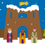El Poble Espanyol rep la visita dels Reis Mags a partir del 23 de desembre Barcelona, desembre de 2016 –