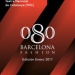 19ª edición del 080 Barcelona Fashion (del 30 e enero al 3 de febrero)