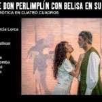 Amor de Don Perlimplín con belisa en su jardín (estrena 11 de gener) La Seca-Espai Brossa