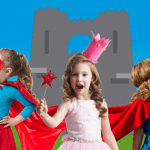 Princeses, superherois i superheroïnes, protagonistes per un dia al Poble Espanyol (19 de febrer)