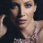 Christy Turlington (n. 2 de enero de 1969 en Walnut Creek, California)
