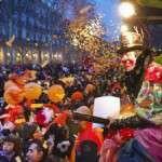 Les trenta rues de carnaval als barris de Barcelona (25 de febrer)