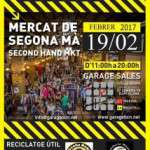 Mercadillo ON the Garage 19  Febrero