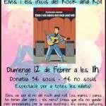 """DIUMENGES EN FAMILIA """"ELVIS I ELS INICIS DEL ROCK AND ROLL"""" – 12 de Febrer"""