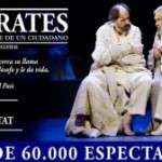 Josep Maria Pou es torna a posar a la pell de Sócrates al Teatre Romea 7 úniques setmanes: del 10 de març al 23 d'abril