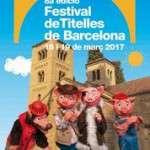 La gran festa del teatre de titelles al carrer 18 i 19 de març