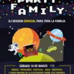 Torna la Party Family (18 de març) Luz de Gas