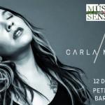 Músiques Sensibles estrena nova ubicació, al Palau de la Música Catalana – Petit Palau, amb un concert de Carla Morrison el pròxim 12 de juliol