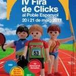 La quarta edició de la Fira dels Clicks al Poble Espanyol commemora el 25è aniversari dels Jocs Olímpics (del 20 al 21 de maig)